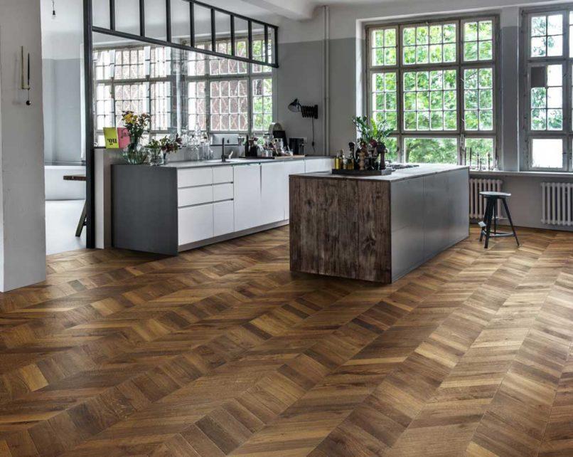 Choosing Kitchen Floors - FairFax Flooring